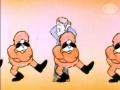 Dancing Cossacks political TV ad