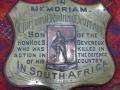 Devereux Memorial Shield