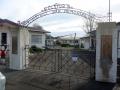 Elstow District war memorial gates