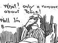 False Armistice Day cartoon
