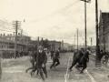 Battle of Featherston Street, Wellington, 1913