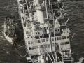 Liner <em>Wanganella</em> refloated in Wellington Harbour