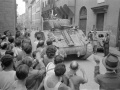 New Zealand tank in Florence