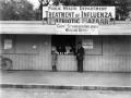Black plague - the 1918 influenza pandemic