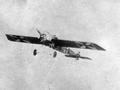 German Fokker Eindecker