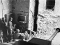 Germans in the ruins of Cassino