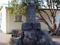 Glen Eden primary school memorial