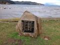 First World War commemorative rock, Great Barrier Island