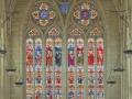 Great War Memorial Window, St Paul's Cathedral, Dunedin