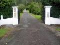 Harihari war memorial gate