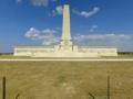 Cape Helles memorial panorama, Gallipoli