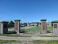 Hinepare Marae memorial gates