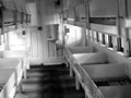 Hospital railway carriage