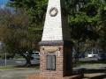 Huntly war memorials