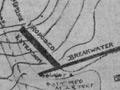 1933 plan for Oamaru Harbour