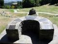 19th Battalion war memorial at Cashmere