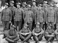 'Rough Riders' of the New Zealand Third Contingent...