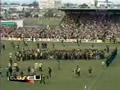 Film: game cancelled in Hamilton, 1981 Springbok tour