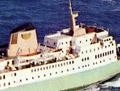 Aranui Cook Strait ferry