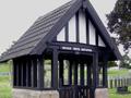 Karori Cemetery memorial lychgate