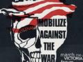 Anti-Vietnam war poster, 1970