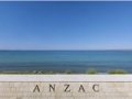 Anzac commemorative site panorama, Gallipoli