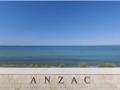 Anzac commemorative site panorama, Gallipoli