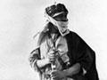 Arab warriors in desert