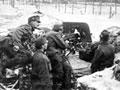 Austro-Hungarian machine gunners, Eastern Front 1917