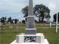 Awhitu First World War memorial