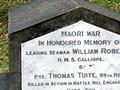 Battle Hill NZ Wars memorial