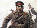 Bulgarian bayonet charge