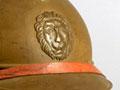 Belgian steel helmet