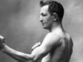 'Torpedo Billy' Murphy wins the world featherweight boxing title