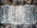 Birch Hill Station war memorial