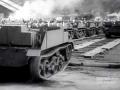 Manufacturing NZ Bren Gun carriers