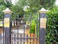 Broomfield war memorial gates