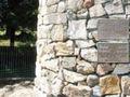 Burnham Camp cairn