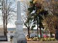 Burwood war memorial