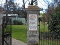 Cannington school memorial gates