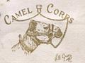 Camel Corps Christmas card