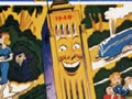 Funland poster for the Centennial Exhibition
