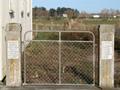 Charlton School war memorial gate