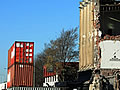 Uses for shipping containers in Christchurch
