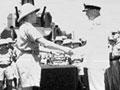 New Zealand Division thanks the Royal Navy