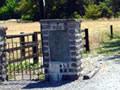 Culverden war memorial gate
