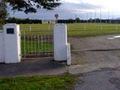 Dunsandel war memorial gates