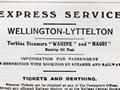 Guide to the Lyttelton-Wellington ferry