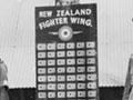NZ Fighter Wing scoreboard, 1943