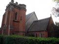 St Peter's Church memorial, Caversham
